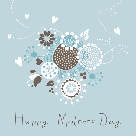 Mother Illustration