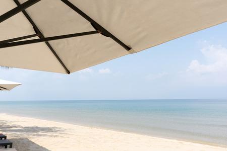 sun umbrellas: Beach and sun umbrellas