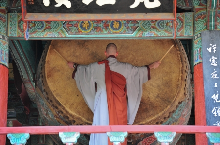 Monastery in South Korea.