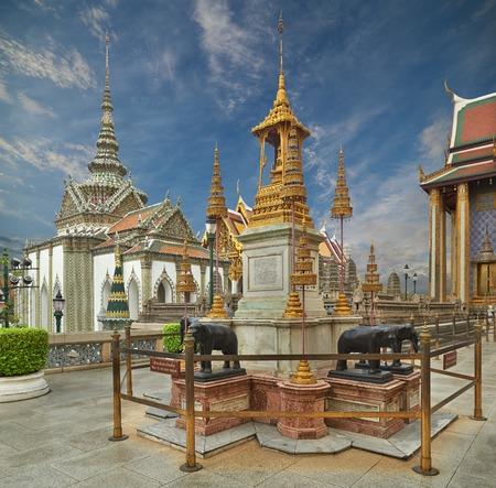 ワット ・ プラケオ、エメラルド仏バンコク ・ タイの寺院