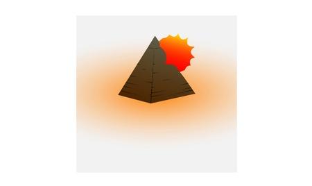 Egypt logo Stock Vector - 16255512