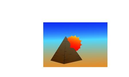 Egypt logo Stock Vector - 16255511