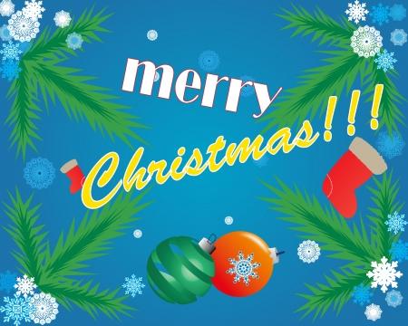Card �With Christmas �
