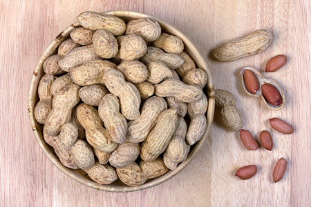 nutty: peanut  food  close-up  nut  pod  nutshell  seed  nutty  full  wood  dried bowl
