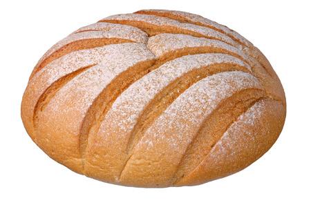 背景画像分離写真茶色食品ベーキング、オブジェクトのパンします。 写真素材