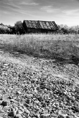 highriser: house in a village