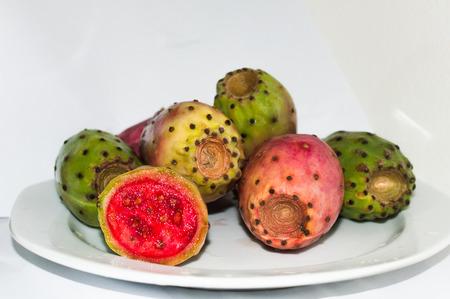 israeli: Israeli eatable cactus