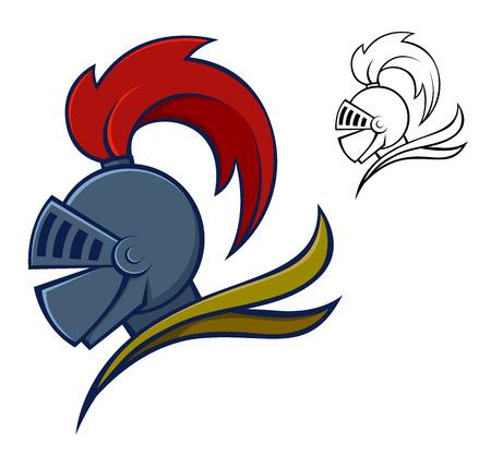 knight helmet: Knight Icon