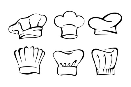 Le chef chapeau Banque d'images - 24056894