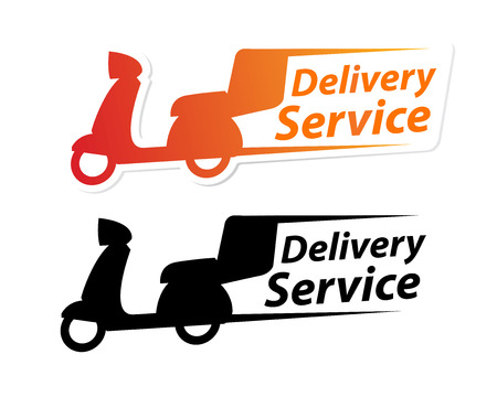 Delivery Service Tag