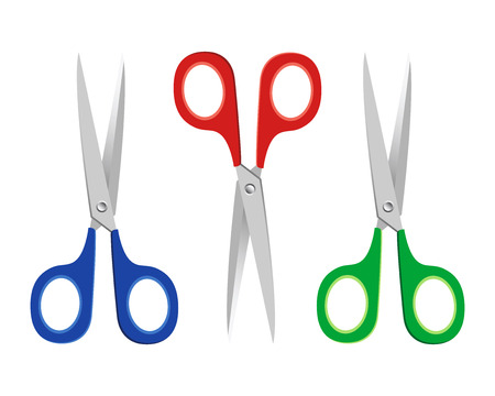 Scissors Illustration Vector