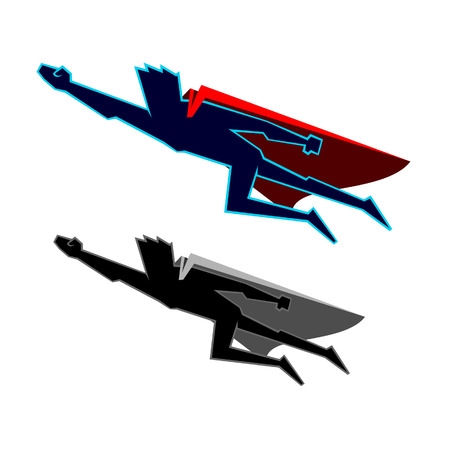 Super Heroes Fly