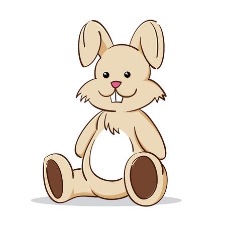 cuddle: Bunny Rabbit Doll