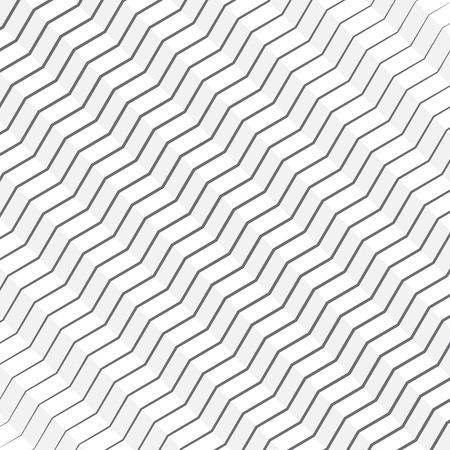 zig zag: Vector stock of abstract zig zag lines background
