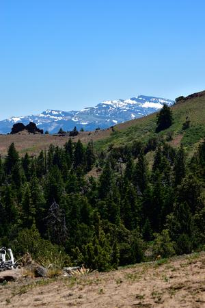 Warner Mountains, Modoc County, California Stock fotó