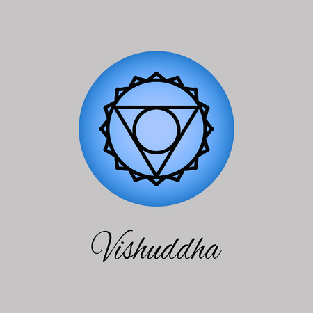 visuddha: Vishuddha.Throat chakra.