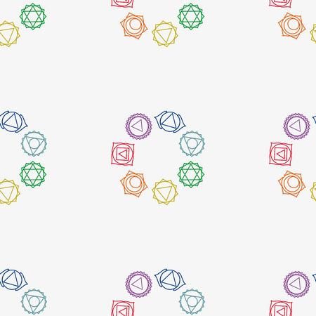 vishuddha: abstract geometric background