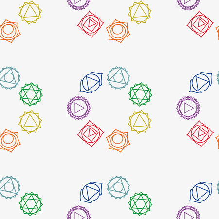 anahata: abstract geometric background