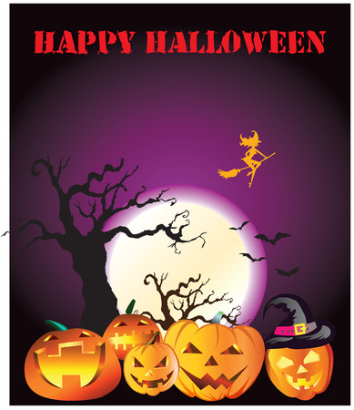 flaying: halloween Illustration