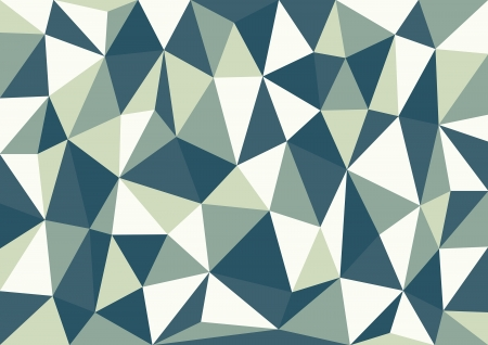 Abstract Triangles Vector Background Stock Vector - 19562476