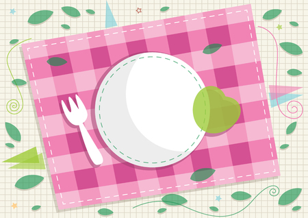 Picnic Card Design