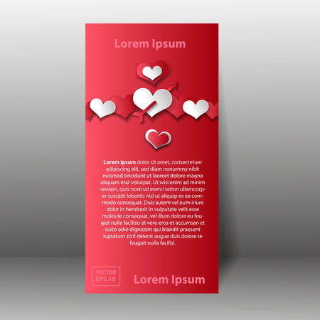 february 14th: Valentines Day Card