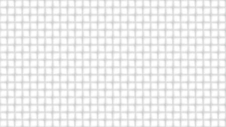 White 3d textured abstract Square pattern