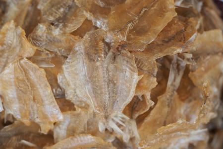 dried fish Imagens - 54690531
