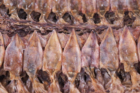 dried fish Imagens - 54690532