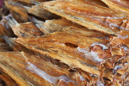 fish dried