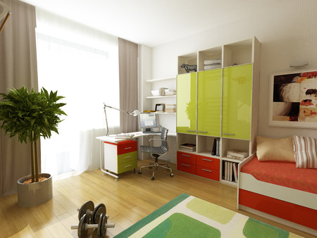 recreation rooms: Modern interior design