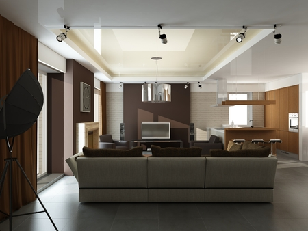 classic living room: Modern interior design