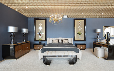 lounge room: Modern interior  Bedroom