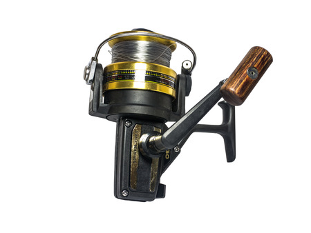 fishing reel photo