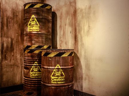 Toxic waste 版權商用圖片 - 28110696