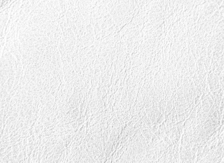 leatherette: white leatherette texture Stock Photo