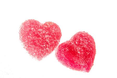 valentijn hart: rood valentijn hart Stockfoto