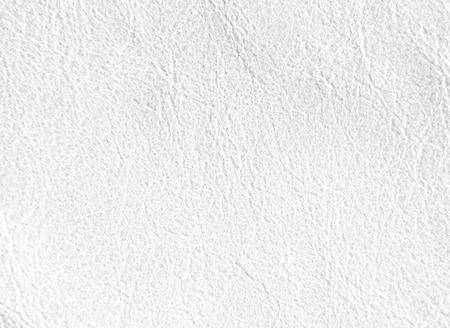 leatherette: white leatherette texture Stock Photo