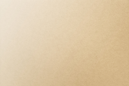 recycled paper texture: Recycled paper texture pattern background in light brown color tone. Stock Photo