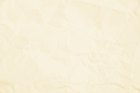 publications: Brown sepia color tone crumpled paper texture for background binding books, publications and background on the site. Study concept, business concept. Stock Photo