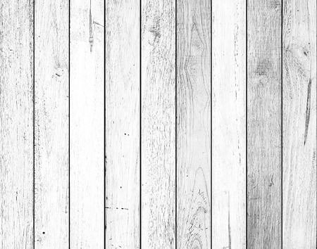 wood floor background: Wood plank white texture background Stock Photo