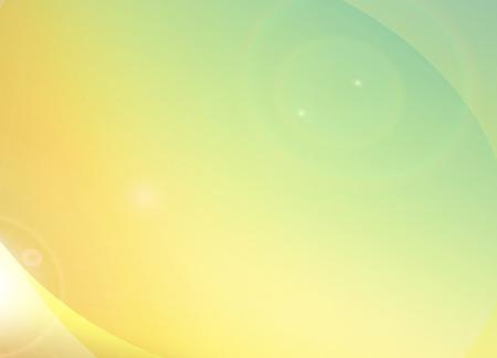 夏レインボー フレア、パンフレット広告、壁紙、プレゼンテーション レイアウト、グラフィック ワークスペース、ベクトル、イラストのアイデア  イラスト・ベクター素材