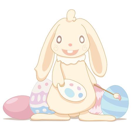 coniglio di pasqua: Coniglio di Pasqua