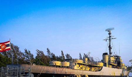 Remembrance Lhuangprasae Battleship Editorial
