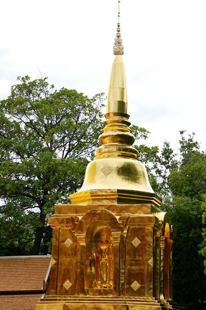 A pagoda is a tiered tower with multiple eaves, built in traditions originating as stupa in historic South Asia and further developed in East Asia or with respect to those traditions