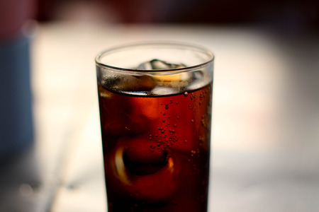 carbonated drink: carbonated drink Stock Photo