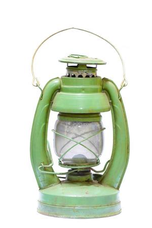 hurricane lamp: Hurricane lamp isolated on white ground