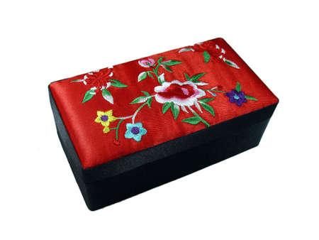 red gift box:  Red Gift Box Stock Photo