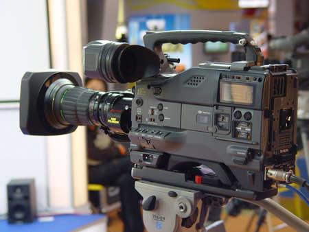 eyepiece: Video camera