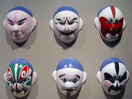 Peking Opera Mask Stock Photo - 432364